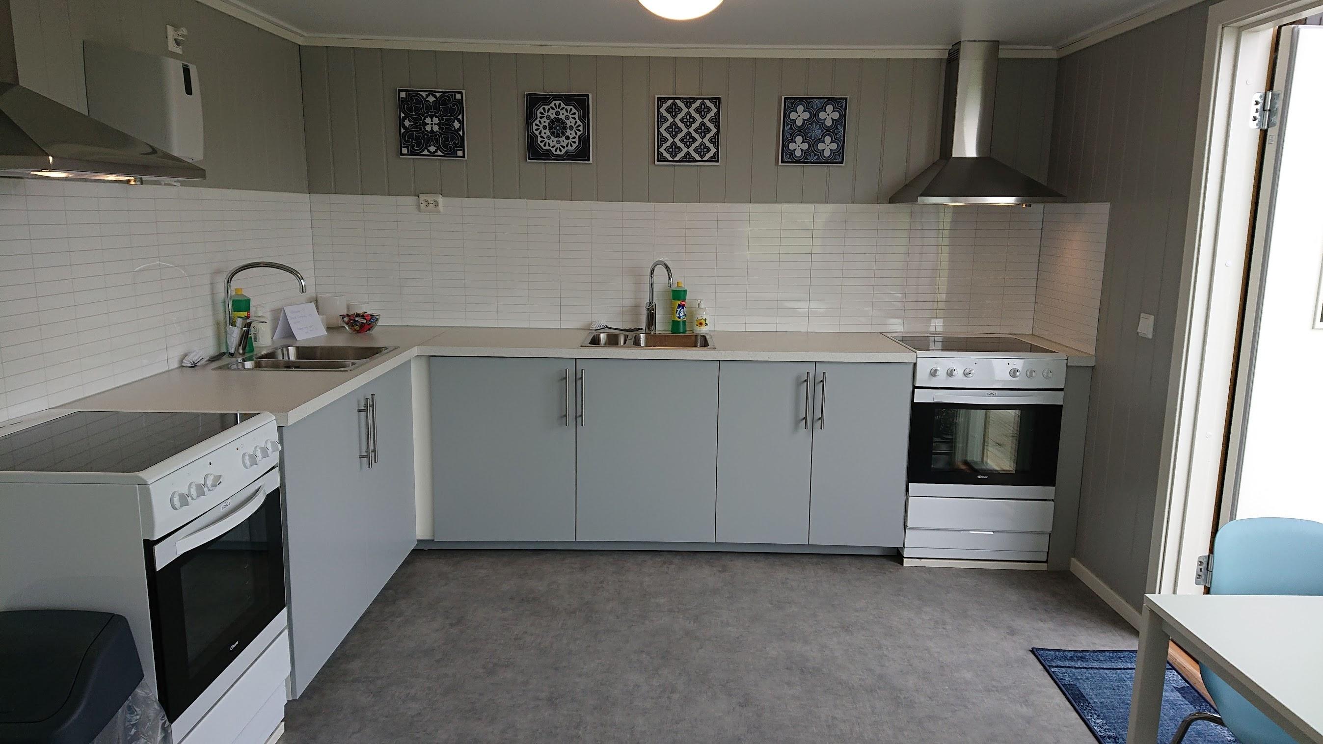 Kjøkken  kitchen